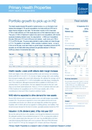 Portfolio growth to pick up in H2