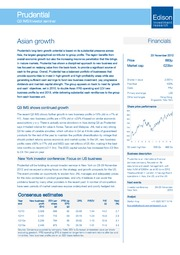 Asian growth